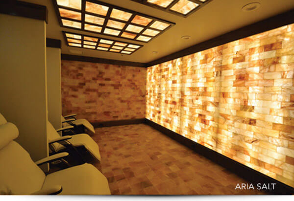 aria salt room