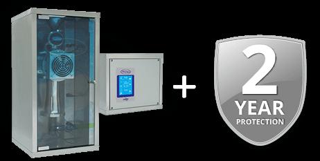 prizma halogenerator with warranty
